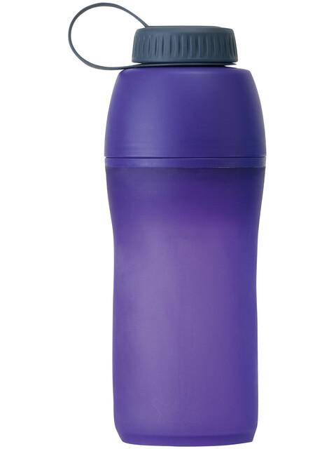 Platypus Meta Bottle 1000ml lupine purple
